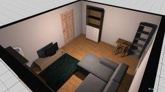 Raumgestaltung Wohnzimmer Bamberg in der Kategorie Wohnzimmer