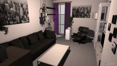 Raumgestaltung wohnzimmer basti in der Kategorie Wohnzimmer