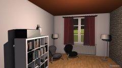 Raumgestaltung Wohnzimmer Beispiel 2 in der Kategorie Wohnzimmer