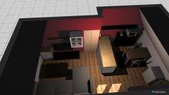 Raumgestaltung Wohnzimmer bell in der Kategorie Wohnzimmer