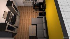 Raumgestaltung Wohnzimmer Blank in der Kategorie Wohnzimmer