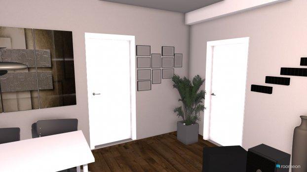 Raumgestaltung Wohnzimmer blanko in der Kategorie Wohnzimmer
