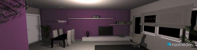 Raumgestaltung Wohnzimmer Bodendorf in der Kategorie Wohnzimmer