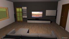 Raumgestaltung Wohnzimmer Bruchweiler in der Kategorie Wohnzimmer