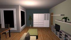 Raumgestaltung Wohnzimmer Burgstall in der Kategorie Wohnzimmer