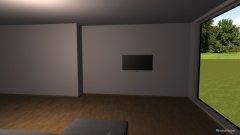 Raumgestaltung Wohnzimmer Carsten in der Kategorie Wohnzimmer