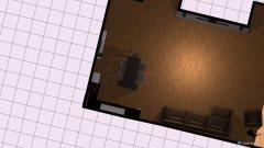 Raumgestaltung wohnzimmer concept nicht maßstabsgetreu in der Kategorie Wohnzimmer