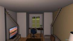 Raumgestaltung wohnzimmer daglfing 2 in der Kategorie Wohnzimmer