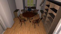 Raumgestaltung wohnzimmer daglfing in der Kategorie Wohnzimmer