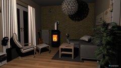 Raumgestaltung Wohnzimmer die Dritte richtige größe in der Kategorie Wohnzimmer