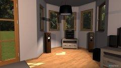 Raumgestaltung Wohnzimmer Ecksofa in der Kategorie Wohnzimmer