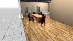 Raumgestaltung Wohnzimmer EG in der Kategorie Wohnzimmer