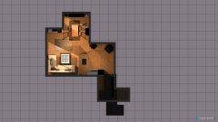 Raumgestaltung Wohnzimmer Ermingen 1 in der Kategorie Wohnzimmer