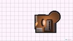 Raumgestaltung Wohnzimmer Erni in der Kategorie Wohnzimmer