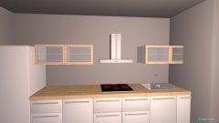 Raumgestaltung Wohnzimmer erste anfertigung in der Kategorie Wohnzimmer