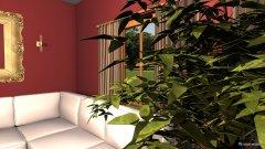 Raumgestaltung Wohnzimmer Essplatz Küche in der Kategorie Wohnzimmer