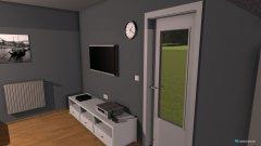 Raumgestaltung wohnzimmer  esszimmer haus in der Kategorie Wohnzimmer