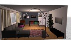 Raumgestaltung Wohnzimmer Favorit in der Kategorie Wohnzimmer