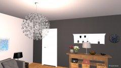 Raumgestaltung Wohnzimmer fertig in der Kategorie Wohnzimmer