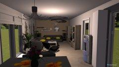 Raumgestaltung Wohnzimmer Flair 125 2. Variante in der Kategorie Wohnzimmer