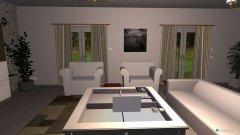 Raumgestaltung Wohnzimmer Furkan in der Kategorie Wohnzimmer