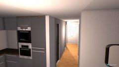 Raumgestaltung Wohnzimmer & Gang in der Kategorie Wohnzimmer