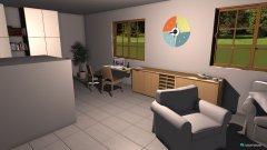Raumgestaltung Wohnzimmer Gestaltung 1 in der Kategorie Wohnzimmer