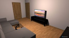 Raumgestaltung Wohnzimmer Gressow in der Kategorie Wohnzimmer