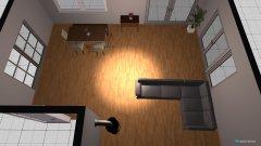 Raumgestaltung Wohnzimmer, grob in der Kategorie Wohnzimmer