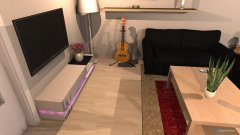 Raumgestaltung wohnzimmer hell in der Kategorie Wohnzimmer