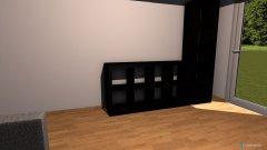 Raumgestaltung Wohnzimmer Heubner 20 in der Kategorie Wohnzimmer