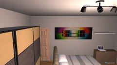 Raumgestaltung Wohnzimmer-Hoppe-Papuschew in der Kategorie Wohnzimmer