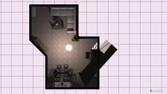 Raumgestaltung Wohnzimmer Hoppegarten in der Kategorie Wohnzimmer