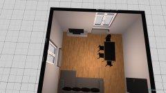 Raumgestaltung Wohnzimmer HW2 in der Kategorie Wohnzimmer
