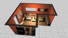 Raumgestaltung Wohnzimmer Idee 1 in der Kategorie Wohnzimmer