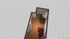 Raumgestaltung Wohnzimmer IF4 in der Kategorie Wohnzimmer