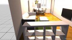 Raumgestaltung Wohnzimmer II in der Kategorie Wohnzimmer