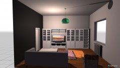 Raumgestaltung Wohnzimmer Imbuschplatz in der Kategorie Wohnzimmer