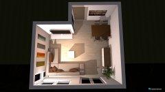 Raumgestaltung Wohnzimmer in Originalgröße in der Kategorie Wohnzimmer