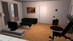Raumgestaltung Wohnzimmer Jenny +Mathias in der Kategorie Wohnzimmer