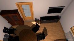 Raumgestaltung Wohnzimmer Jonas in der Kategorie Wohnzimmer