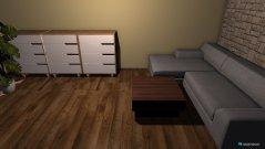 Raumgestaltung wohnzimmer julia in der Kategorie Wohnzimmer