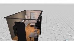 Raumgestaltung Wohnzimmer klein in der Kategorie Wohnzimmer