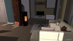 Raumgestaltung wohnzimmer kleine Nische in der Kategorie Wohnzimmer
