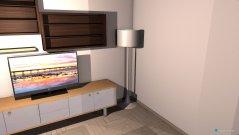 Raumgestaltung Wohnzimmer Knut in der Kategorie Wohnzimmer