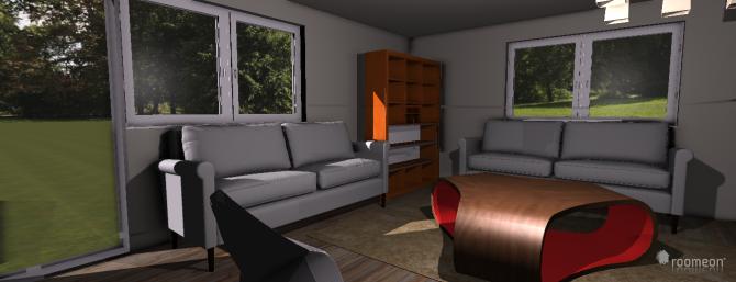 Raumgestaltung wohnzimmer kolonial in der Kategorie Wohnzimmer