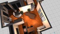 Raumgestaltung Wohnzimmer, Küche, Flur, Schlafzimmer in der Kategorie Wohnzimmer