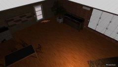 Raumgestaltung Wohnzimmer Lena und chris in der Kategorie Wohnzimmer