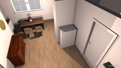 Raumgestaltung Wohnzimmer Lex in der Kategorie Wohnzimmer