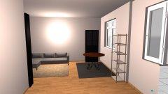 Raumgestaltung Wohnzimmer Lix in der Kategorie Wohnzimmer